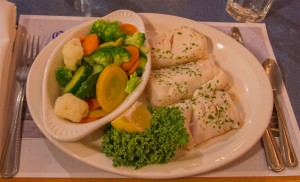 fish dinner - Castle Hill Supper Club - restaurant and banquet facility
