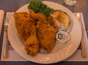 fried chicken - Castle Hill Supper Club - restaurant and banquet facility